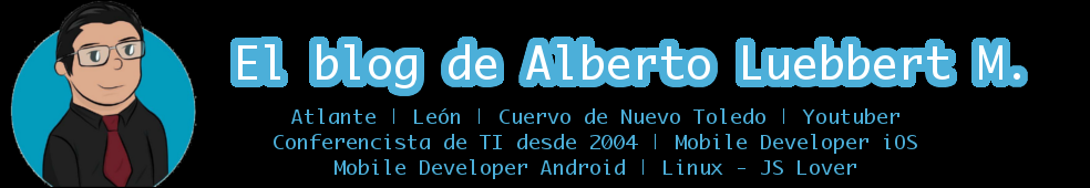 Alberto Luebbert M.